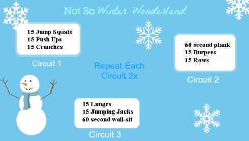Not So Winter Wonderland